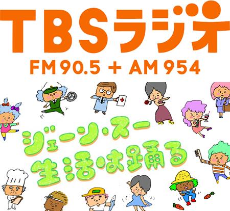 TBSラジオ 福井識章(ふくいのりあき)